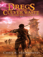 Dregs of the Culver Waste Book 1 - Sand and Scrap
