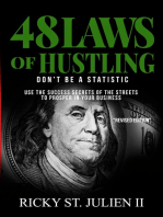 """48 Laws of Hustling-"""" Don't Be A Statistic"""""""