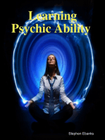 Learning Psychic Ability
