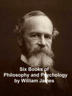 Six Books of Philosophy and Psychology