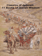 Classics of Judaism, 11 Books of Jewish Wisdom