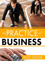 The Practice of Business