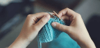 Why This Algebra Teacher Has Her Students Knit In Class