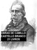 Obras de Camillo Castello Branco 21 Livros