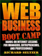Web Business Bootcamp