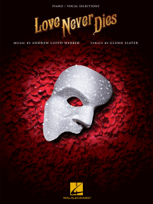 Love Never Dies: Piano/Vocal Selections