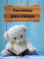 Provérbios para crianças