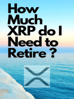 How Much XRP Do I Need to Retire?