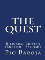 The Quest: Bilingual Edition (English – Spanish)