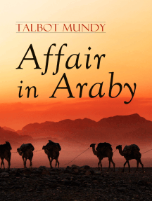 Affair in Araby: Jimgrim Spy Thriller