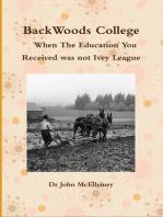 Backwoods College