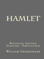 Hamlet: Bilingual Edition (English – Portuguese)