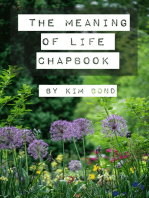 The Meaning of Life Chapbook