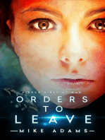 Orders to Leave