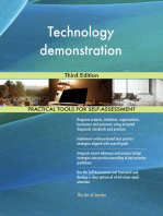 Technology demonstration Third Edition