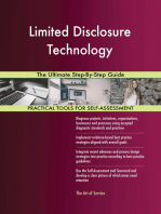 Limited Disclosure Technology The Ultimate Step-By-Step Guide