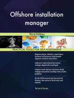 Offshore installation manager Third Edition