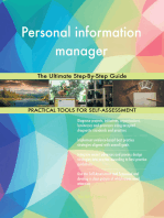 Personal information manager The Ultimate Step-By-Step Guide