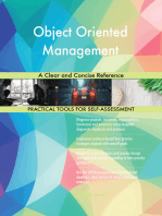 Object Oriented Management A Clear and Concise Reference