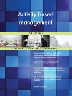 Activity-based management Third Edition