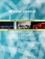 Master control A Clear and Concise Reference