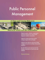 Public Personnel Management A Clear and Concise Reference
