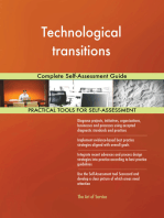 Technological transitions Complete Self-Assessment Guide