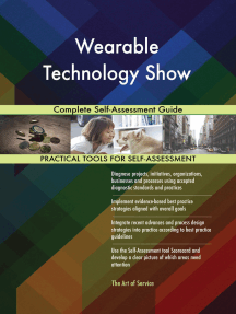 Wearable Technology Show Complete Self-Assessment Guide