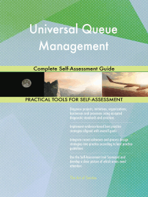 Universal Queue Management Complete Self-Assessment Guide
