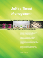Unified Threat Management The Ultimate Step-By-Step Guide