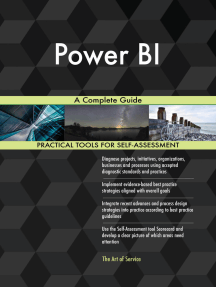 Power BI A Complete Guide