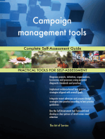 Campaign management tools Complete Self-Assessment Guide