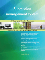 Submission management system A Clear and Concise Reference