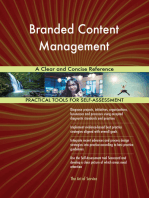 Branded Content Management A Clear and Concise Reference