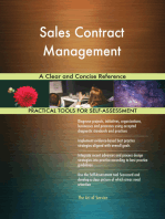 Sales Contract Management A Clear and Concise Reference