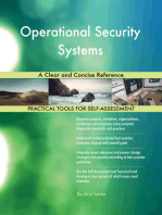 Operational Security Systems A Clear and Concise Reference
