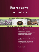 Reproductive technology Complete Self-Assessment Guide