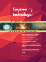 Engineering technologist A Clear and Concise Reference