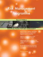 Risk Management Programme Second Edition