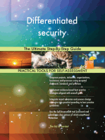 Differentiated security The Ultimate Step-By-Step Guide