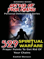 Get Rid Of Your Chains Personal Deliverance Series