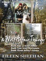 A Wolf Affair Trilogy Boxed Set