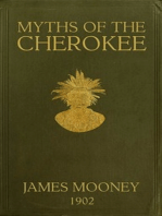 Myths of the Cherokees