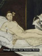 Vintage Erotica: 4 Victorian novels