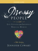Messy People - Women's Bible Study Leader Guide