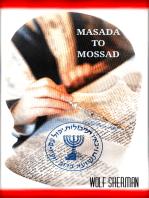 Masada To Mossad