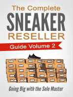 The Complete Sneaker Reseller Guide Volume 2