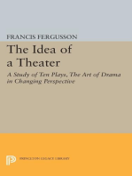 The Idea of a Theater