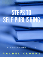 Steps to Self-Publishing