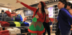 Stores Stock Up Early On Seasonal Workers